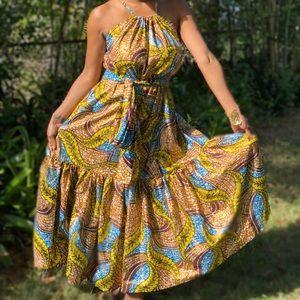 New, Handmade, One of a Kind Dress, Celebrate!